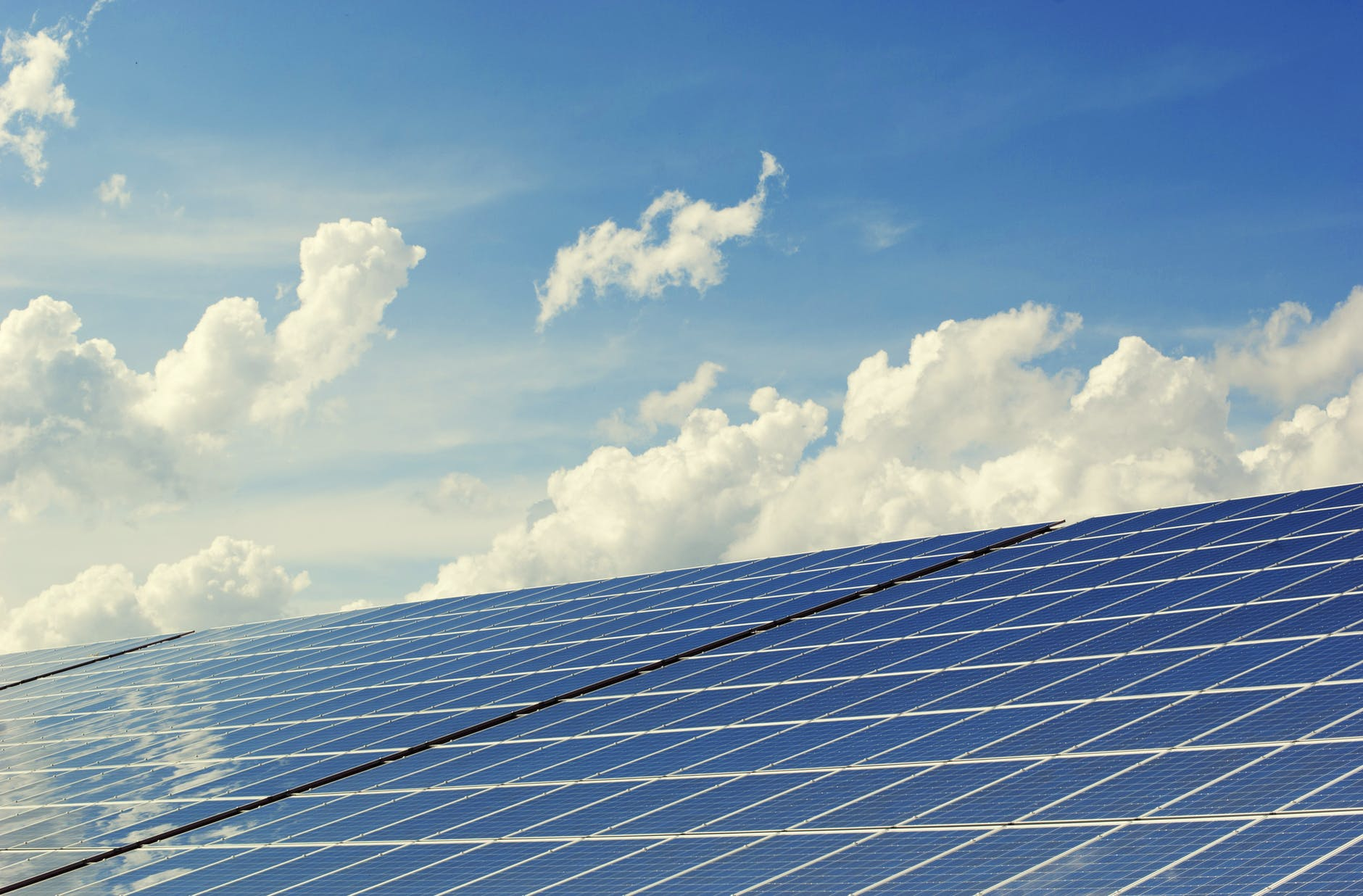 alternative energy building clouds energy - 3 Common Myths About Solar Panels Busted