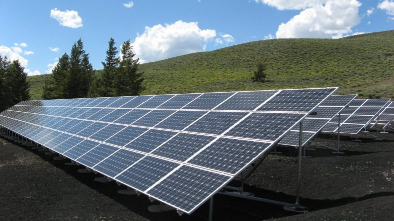 black and silver solar panels 788x443 - black-and-silver-solar-panels