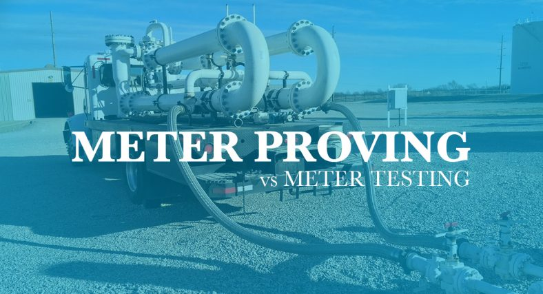 meter proving